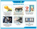 Super Bright Solar Lamp for Home COB LED Outdoor Solar Light with Motion Sensor