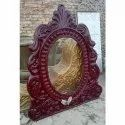 Handicraft Wooden Mirror Frame