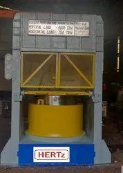 Bridge Bearing Hydraulic Testing Machine