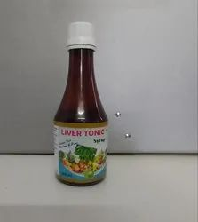 Liver Tonic Syrup, Packaging Size: 200 ml, Grade Standard: Food Grade