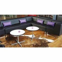 Wooden Lounge Sofa