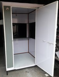 FRP Guard House Cabin