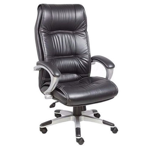 black fixed arms executive office chair warranty 1 year rs 4250 rh indiamart com
