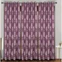 Hochwertig Decor Jacquard Printed Door Curtain