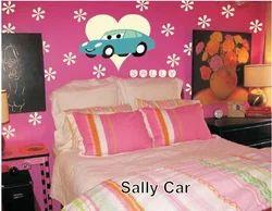 Big Stencils Sally Car