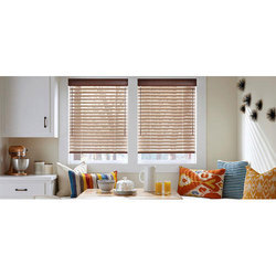 Wooden Horizontal Window Blind