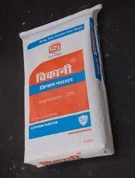 Gypsum Plaster Vikani, Pack Size (Kilogram): 25, Model: Impression 250