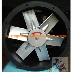 Inline Duct Axial Fans