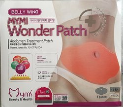 Mymi Slimming Patches For Abdomen - 3147