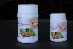 dhanthapoorna Herbal Tooth Powder, Pack Size: 50 Gram