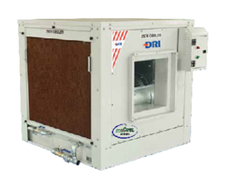 DRI Industrial Air Cooler 85000 CMH/ 50000 CFM With Blower (Rigid Metal Body)