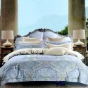 Sig. Trump Fancy Double Bed Sheet