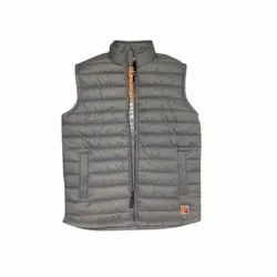 Casual Wear Mens Quilted Sleeveless Jackets