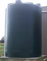 Vertical HDPE Chemicals Tank, Storage Capacity: up to 100 kl, Warranty: 1 Year