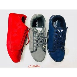 Camo Plain Casual Shoes