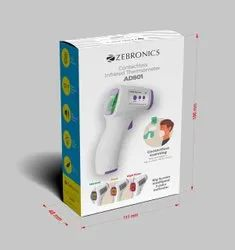 ZEBRONICS CONTACTLESS INFRARED THERMOMETER