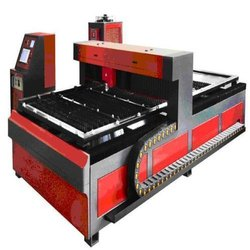 Automatic Laser Metal Cutting Machine