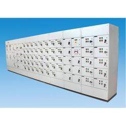 SSEPL Mild Steel Single Phase MCC Electric Panel, For Industrial, 220-240 V