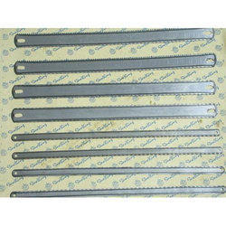 Double Sided Flexible Hacksaw Blade