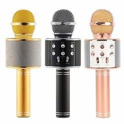 Wireless Microphone And Speaker