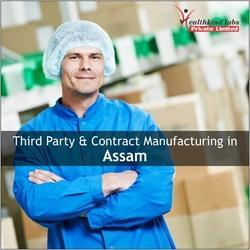 Third Party Manufacturing in Assam