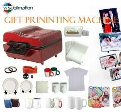 3D Sublimation Machine for Mugs Plates Business Products