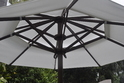 Steel Poolside & Garden Umbrellas