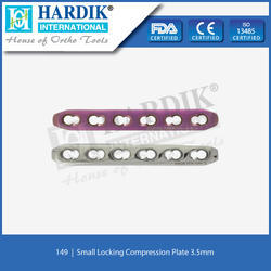 Small Locking Compression Plate 3.5mm