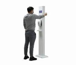 Body Temperature Sensing Column