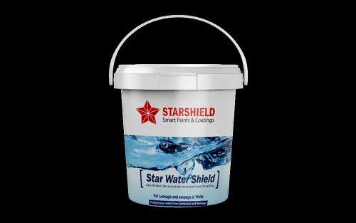 Heat Reflective Wall Paints - Star Cool Shield (SRI-130) Heat