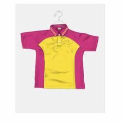 Half Sleeve Designer Cotton T-Shirt
