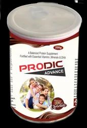 A Balanced Protein Supplement Fortified With Essential Vitamins, Minerals And DHA