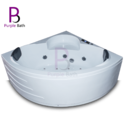 Afran Jacuzzi Massage Corner Bathtub