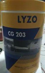 LYZO CG 203 CNC Chuck Lubricant