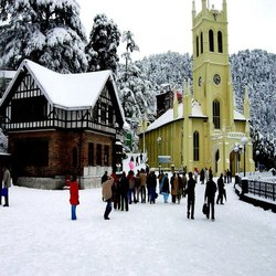 Chandigarh- Shimla Tour Package