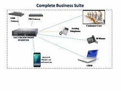 VAC通讯软件与客户关系管理,业务建立