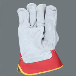 Canadion Leather Safety Gloves