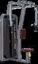 Gym Pectoral Fly Rear Deltoid Dual Station