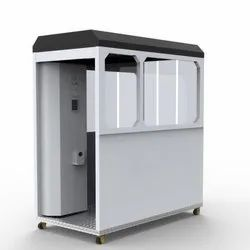 Automatic Sanitizing Booth and Tunnel Cabin Machine
