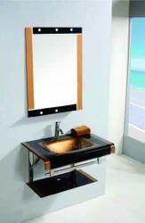 Glass 12mm Vanity Set