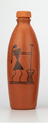 CLAY BOTTLE 1 LTR
