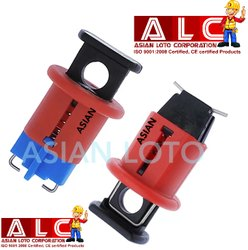 Plastic Asian Loto Miniature Circuit Breakers With Pin In Pin Out