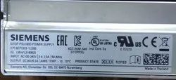 Sitop Smps Siemens power supply 6EP1333-1LD00, For CCTV Camera, Output Voltage: 24 V Dc