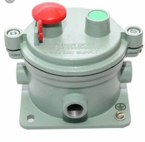 Rcs Aluminium Flameproof Push Button  240