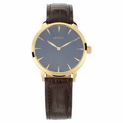 Titan 18kt Solid Gold Analog Watch