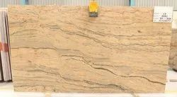 Light Brown Astoria Polished Granite Slab, For Flooring, Countertops