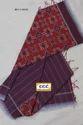 Ikkat Cotton Saree