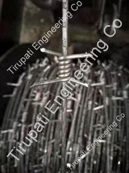 India High Tensile Barbed Wire