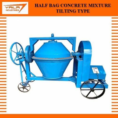 Half Bag Concrete Mixture