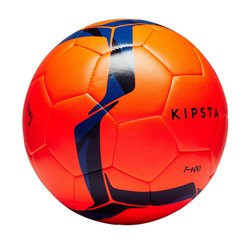 Kipsta F100 Hybrid Size 5 Orange and Blue Football